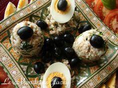 Tunesischer Reissalat. Dieses Rezept kannte ich selber noch nicht und hab es vor einiger Zeit zum…