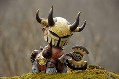 Centaur Warrunner: The Berserker's Edge