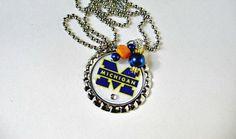 University of Michigan Wolverines Necklace University of