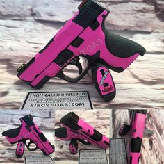 SW Performance Center Ported M&P Shield and 40 Custom Gun Wrap Smith And Wesson Shield, Smith N Wesson, Custom Glock, Custom Guns, M&p Shield 9mm, Pink Guns, By Any Means Necessary, Best Pocket Knife, Cool Guns