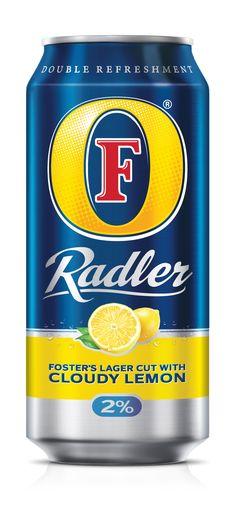Designed by BrandMe Radler Beer, Beer Cans, The Fosters, Canning, Drinks, Marketing, Artwork, Food, Root Beer