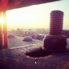 cold mornings in buckhurst hill