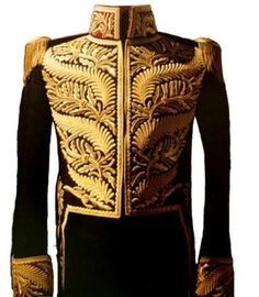 The Ambassador's coatee made for Michael Jackson