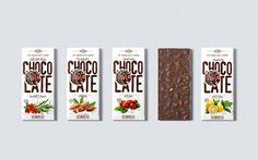 Des1gn ON | Design de Embalagem - Chocolate TOCC 03