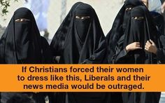 How can liberals/progressives/globalists condone these barbarians, even protesting in the streets for the 'rights' of Muslims to carry-out atrocities in the name of 'Sharia Law' ...