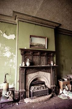 amazing! see link for more photos: http://www.house-crazy.com/abandoned-english-manor-where-a-famous-writer-once-lived/