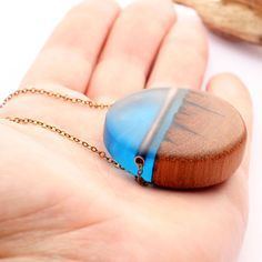 timber and resin jewelry - Google Search