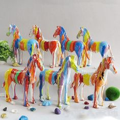 Just launched! Abstract Hand Painted Multicolor Horse Statue 9 x 9 inches http://www.theartgalleryshopnyc.com/products/abstract-hand-painted-multicolor-horse-statue-9-x-9-inches?utm_campaign=crowdfire&utm_content=crowdfire&utm_medium=social&utm_source=pinterest