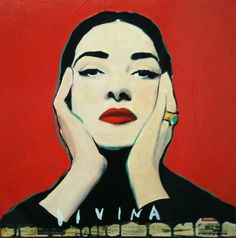 More Maria Callas! #mariacallas #opera