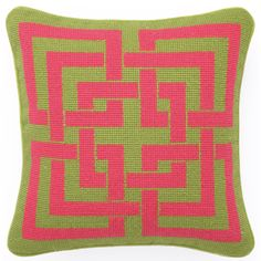 Shanghai Links Pillow $69.00