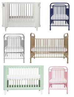 Turns Out Baby Furniture Can Be Awesome, Too.   { wit + delight }   Bloglovin'