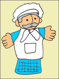 Poppenkastverhaal: Dief in de bakkerij Preschool Lessons, Smurfs, Drama, Boys, Fictional Characters, Theater, Stage, Bakery Business, Baby Boys