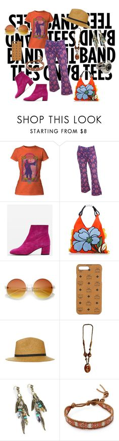 """""""Untitled #2313"""" by moestesoh ❤ liked on Polyvore featuring Janis, Wrangler, Topshop, Marni, ZeroUV, MCM, Sweet Romance and Chan Luu"""