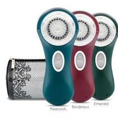 I love my Clarisonic & these new colors!
