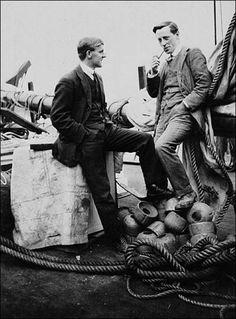 Canadian men - 1913 New Brunswick