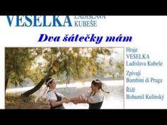 Veselka hraje nejhezčí lidovky - Jednou, dvakrát - směs Pandora, Retro, Prague, Retro Illustration