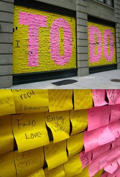 From Deirdre De Steno: NYC public art installation - Was this created by the creativity class?