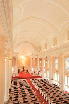 セントラル・ユニオン教会 大聖堂 #HAWAII WEDDING