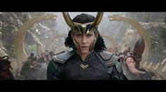 Loki in the new Thor Ragnarok