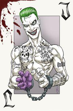 Suicide Squad Joker by DazTibbles
