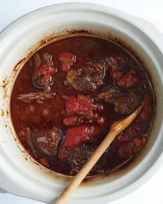Slow-Cooker Classics // Slow-Cooker Short Rib Ragu Recipe