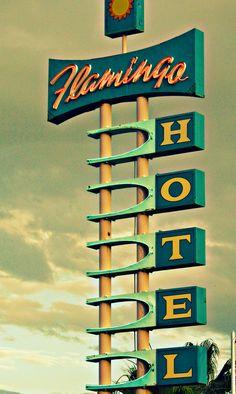 Flamingo Hotel. Tucson.