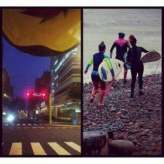 La de hoy en Instagram: Mientras tú duermes otros aprenden a surfear antes de ir a trabajar. Reserva tu turno madrugador al 997346070. #surf #surfergirls #Makaha #Miraflores #Lima #Peru #learntosurf #surfinglessons #surfisfun #earlymorning #beforework - http://ift.tt/1K8gmug