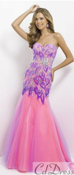 5a2bee8441133 Mermaid Prom Dresses Sweetheart Floor-Length Tulle Zipper Up Back