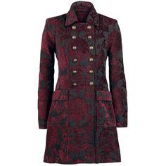 """Vive Maria Winterjas, Vrouw """"Amadeus Coat"""" rood • Nu bestellen! • Large"""