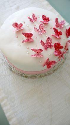 ... für torte schmetterling  konfirmation  Pinterest  Torte und Suche