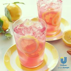 It might be Lemonade Day but we just can't resist a glass of @Lipton Strawberry Acai Iced Tea. Twist things up and add a dash of lemon!