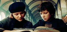 Films have the power to capture dreams - Hugo