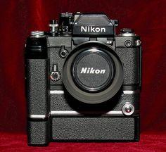 Nikon F2AS Titan by wolf4max, via Flickr