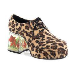 weird shoes.