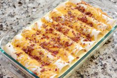Breakfast Enchiladas - Love this idea!