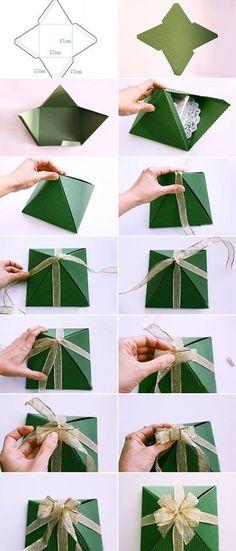 Pranali drpranalijain27 on pinterest diy gift box diy gifts gift boxes creative gifts creative christmas gifts paper boxes gift wrapping wrapping ideas diys favors wine gift sets solutioingenieria Gallery