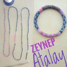 Crochet Bracelet Pattern, Crochet Beaded Bracelets, Bead Crochet Patterns, Handmade Jewelry Bracelets, Bead Crochet Rope, Beaded Bracelet Patterns, Seed Bead Bracelets, Beading Patterns, Diy Jewelry