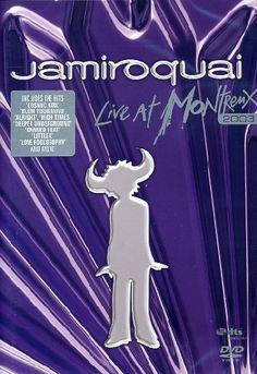 Jamiroquai: 'Live At Montreux 2003' [DVD]