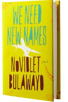 We Need New Names by NoVoilet Bulawayo