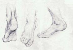 drawings of feet - Bing Images Feet Drawing, Body Drawing, Life Drawing, Painting & Drawing, Art And Illustration, Illustrations, Amazing Drawings, Easy Drawings, Pencil Drawings