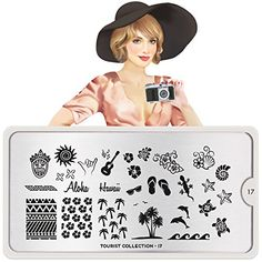 MoYouLondon Nail Art Tourist Plate Collection 17 * Click image to review more details. (This is an affiliate link) #NailArtEquipment