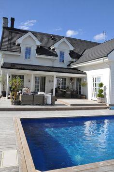 amerikansk veranda s k p google inredning pinterest. Black Bedroom Furniture Sets. Home Design Ideas