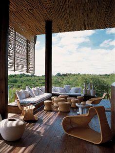 Singita Lebombo Lodge, Kruger National Park, South Africa