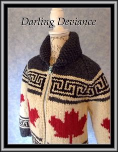 Intermediate/advanced pattern. Skills Required: Combination of Fair Isle Knitting and Intarsia Increasing Decreasing (PSSO) Ability to read and follow a graph pattern Finished sizes in this pattern: Small (32) Medium (36) Large (40) Extra Large (44) Gauge: 11 stitches and 15 rows