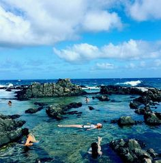 sharks cove and makapuu tide pools