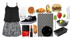 """""""Picnic"""" by inaspiriz ❤ liked on Polyvore featuring Cameo Rose, Vans, Butter London, NARS Cosmetics, Q Squared, .wireworks, Chicago Metallic, Le Creuset, Totally Bamboo and Menu"""