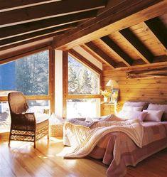 20 dormitorios rústicos con mucho encanto · ElMueble.com · Dormitorios