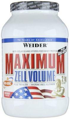 Weider Nutrition Zell Volume Plus 2 Cherry 2000 g