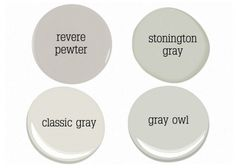 Choosing Wall Colors – Favorite Paint Picks @ItsOverflowing.com