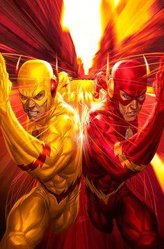 Flash | Artist: Stanley Lau